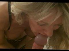 milf wife from Sexdatemilf.com perfect blowjob