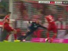 Bayern Munchen 5-1 Wolfsburg