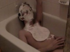Bath Pie in the Face Messy Slime/Gunge Ruined Orgasm