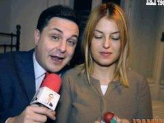 Sara Tommasi: video porno con Andrea Diprè