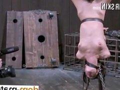 Naked Celebs Hanging Upside Down - She is on DOM-MATCH.COM