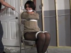 Sahrye Kidnapped and Cleave Gagged