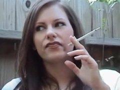 Ha from 1fuckdate.com - Busty milf smoking long 120