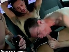 Gay cock Tanned, sleek and mischievous Jordan gets double the manstick