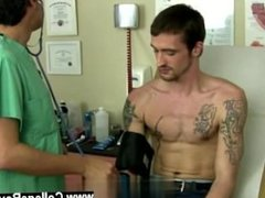 Porn gay mature Once Jake shed all of his clothes the doctor whipped out