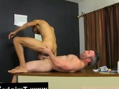Muscle black guy fucks emo boy gay sex Robbie Anthony knows how to switch
