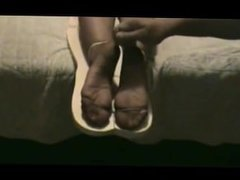 Stocking Feet Tickle