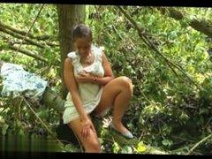 chica en el bosque - Fucked her on CAS-AFFAIR.COM