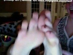 webcam feet 1