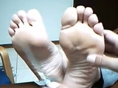 sexy soles mature woman