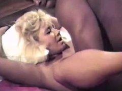 Hot slutwife Kelly 38D hardcore interracial gangbang