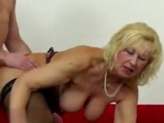 Old lady suck and fuck young boys cock - My Affair on MILF-MEET.COM