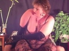Maybelle from 1fuckdate.com - Smokin bbw