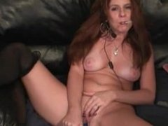 Smoking Cam Girl 6