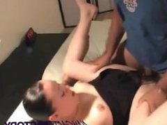 Amateur Wife Interracial fuck. BBC in bedroom with Big Ass Homemade