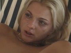 Who is the blonde girl in this clip please, or the film it's from?