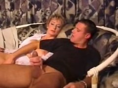 Hot granny wants young dick
