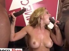 Cherie Deville Gets Black Cocks To Play - Meet her on MILF-MEET.COM
