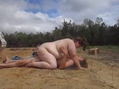 Husband and wife having public sex for ppl to watch live