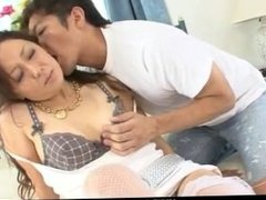 Ruhime Maiori Asian milf fucked in rough ways