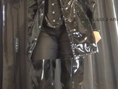PVC Outfit - Domina Lola