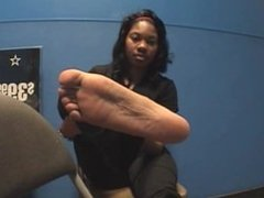 Brown Skin At Work Soles