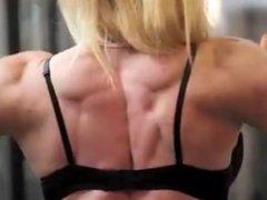 Sylvia Reyss fbb female muscle