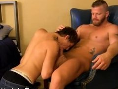 Gay black men kissing and fucking boys Ryker Madison unknowingly brings
