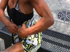 Stephanie Rupp fbb female muscle