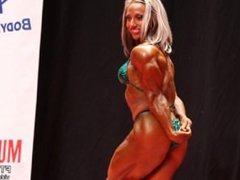 Shannon Courtney fbb female muscle