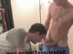 skull fucked..verbal straight guys cum swallowed