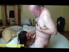 Old man with latina from 666dates.com