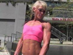 Rikki Smead fbb female muscle