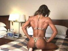 Patricia Mello fbb female muscle