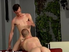 Gay sex Fucked And Milked Of A Load