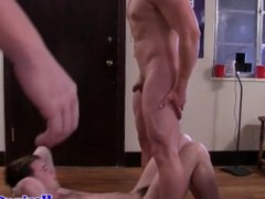 Gaystraight frat twinks analfuck at frat hazing