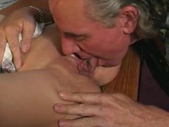 horny dude fucks two hot blonde on pool table from Sexdatemilf.com