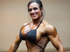 Nancy Richard fbb female muscle