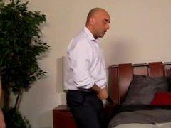 Gay masturbation anal sex porn movie gallery Colleague Butt Banging!