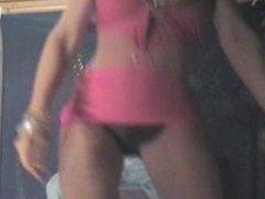 "Goddess Jenna ""Laugh Dance"" Glamination Financial Domination Stripper"
