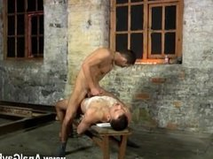 Dads uncut dick fucks gay porn For this session of man-meat joy he has