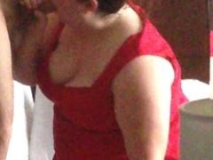BBW with big tits