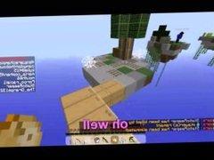 Minecraft SkywarsLets play! Episode 1