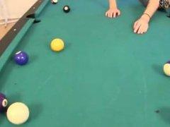 Alexis Blaze - Virtual Sex (Pool table)