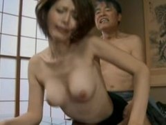 ( HNTIMES.com ) Mai Hanano hot milf fucked by old man part 1