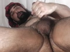 Sperm Squirting Session