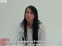 sexix.net - 8259-czechcasting czechav ep 1 100 part 1 czech castings with english subtitles 2011