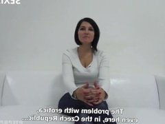 sexix.net - 8284-czechcasting czechav ep 1 100 part 1 czech castings with english subtitles 2011