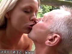 Old man and young boy have sex But to his surprise his audience is fairly