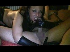 Cumming deep in her throat From SEXDATEMILF.COM